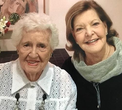 Shirley Meyers and Judy Friedlaender 500x450