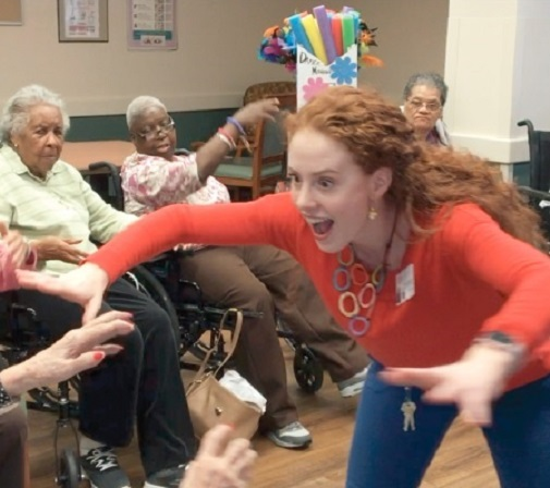 dance therapy image 500x450