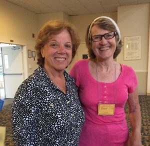 Victoria Fisher and Inge Otto in attendance at LIRIC