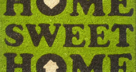 homesweet home doormat