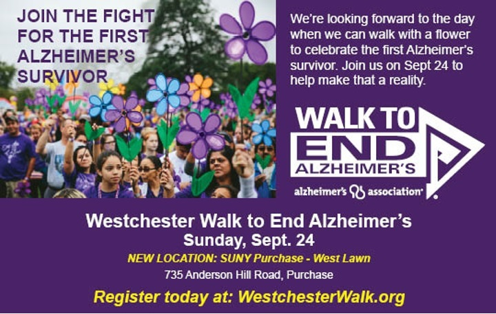 walk to end alz