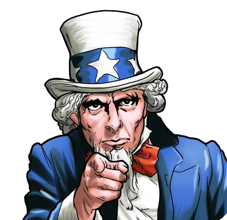 uncle sam for aarp tax-aide