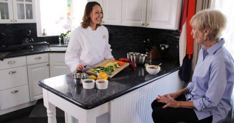 chefs for seniors image