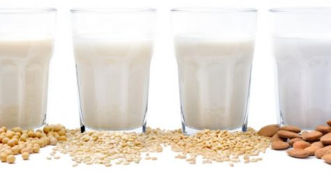 milk alternatives image