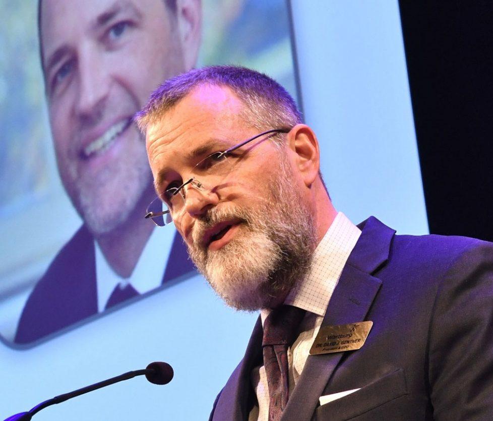 David Gentner Pres and CEO Wartburg