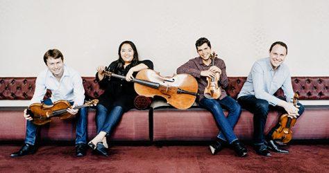 Calidore string QuartettPhoto: Marco Borggreve