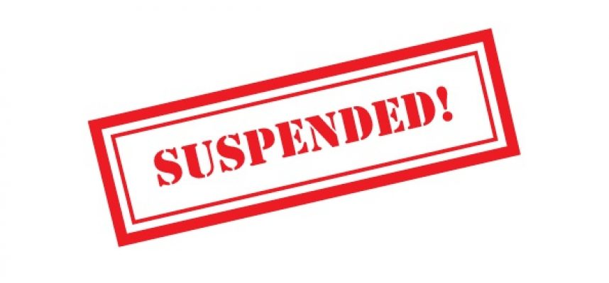 suspended RMDs