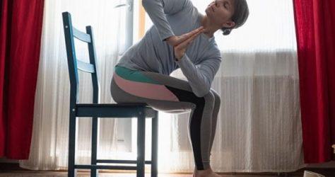 CHL chair yoga